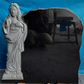 Gravsten Jesus PG J1